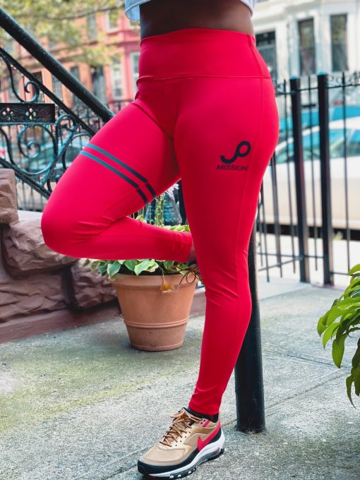 high waist butt lift leggings